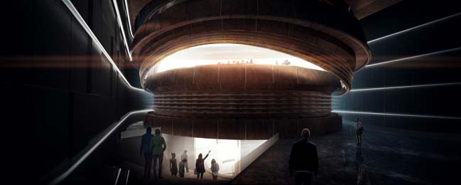 Museum of Civilization by Flying Architecture