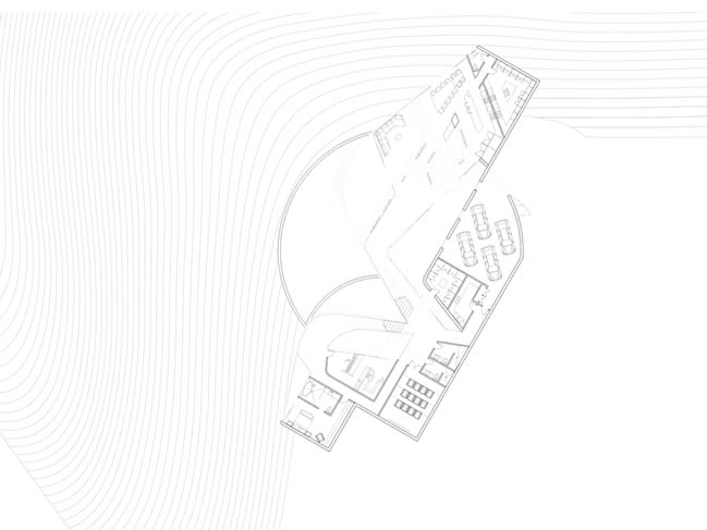 Futuristic house concept by M Rad Architecture