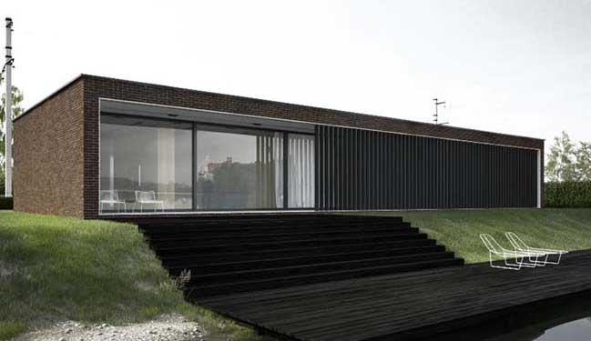 Long House by Line Studio