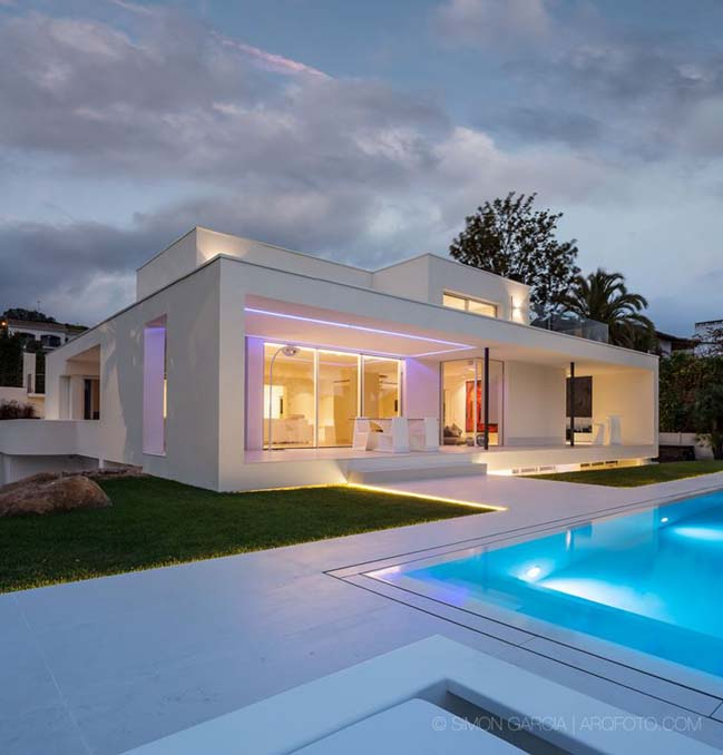 Luxury Mediterranean House Luxury Mediterranean House With 21st Century Technologies