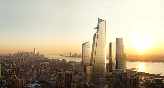 Hudson Yards by KPF