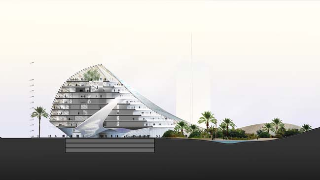 ARPT New Headquarters by MCA
