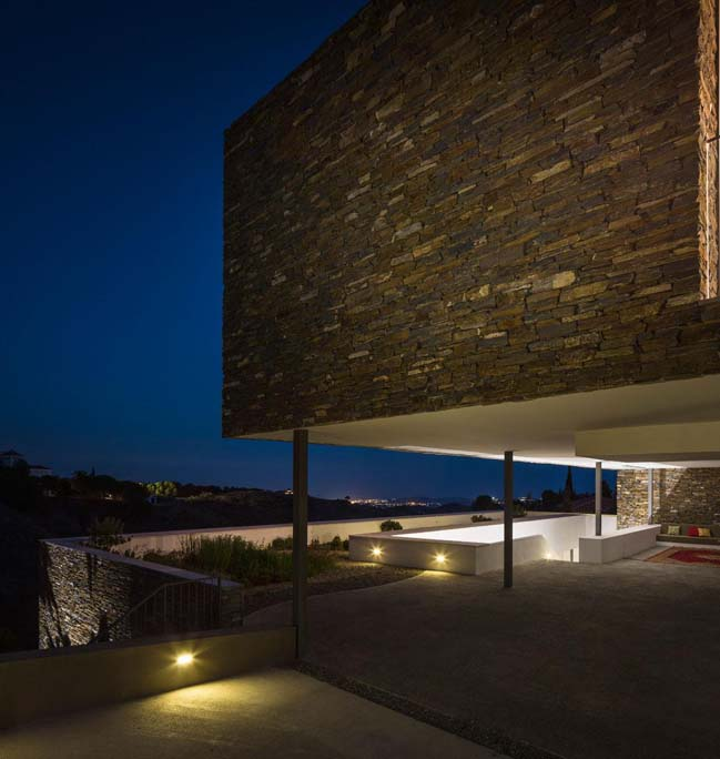 Stone House by Marion Regitko Architects