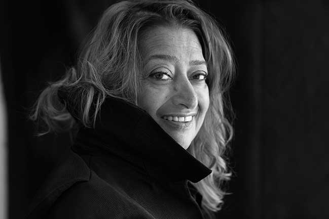 The greatest female architect Zaha Hadid dies aged 65