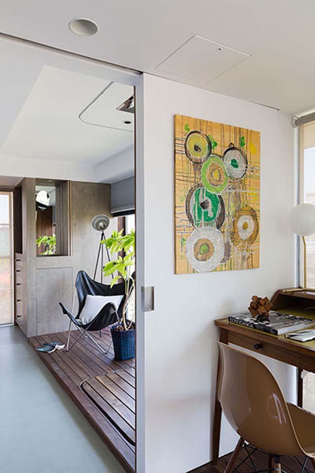 Apartment renovation by Architecture BRIO