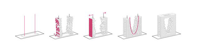 Ecological Tower by Zaad Studio