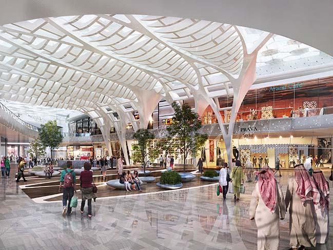 Avenues Mall Kuwait Food Court