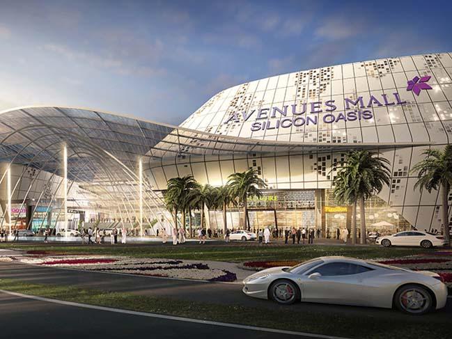 Avenues Mall in Dubai Silicon Oasis
