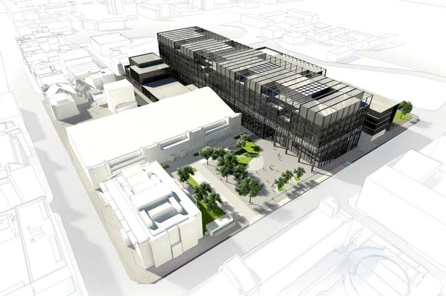Manchester Engineering Campus Development by Mecanoo