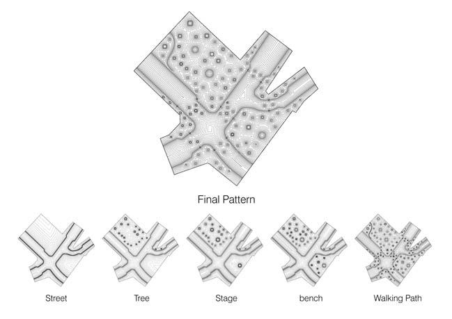 Congress Square redesign by ZAAD Studio