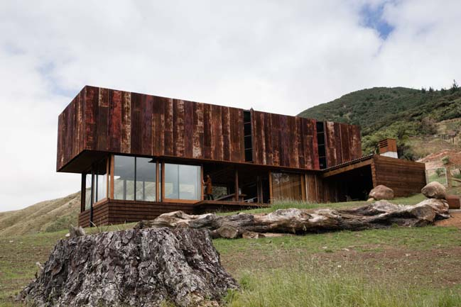 A retreat for film makers by Herbst Architects