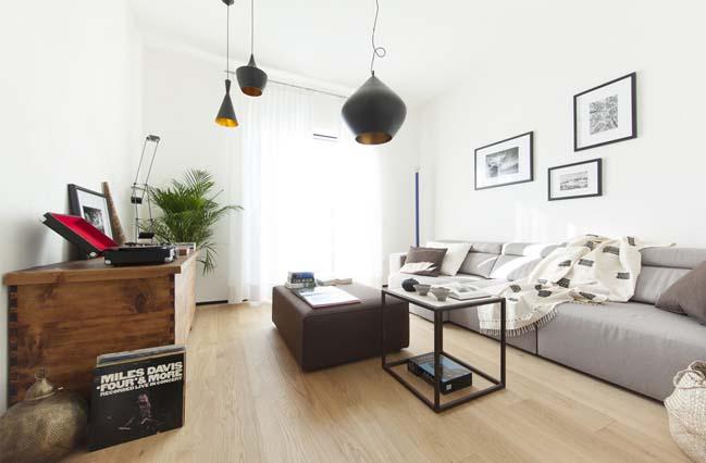 Apartment restoration by Interior DM