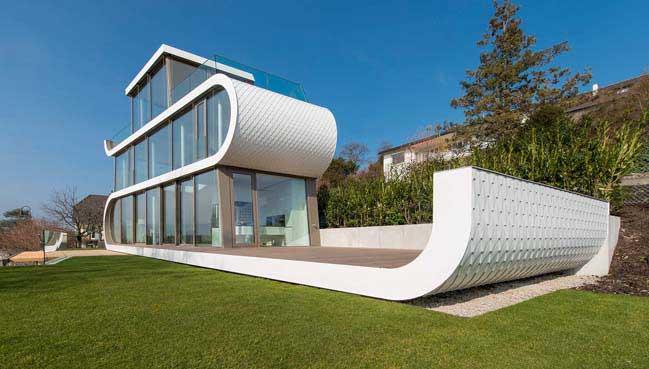 Futuristic House futuristic house | 88designbox