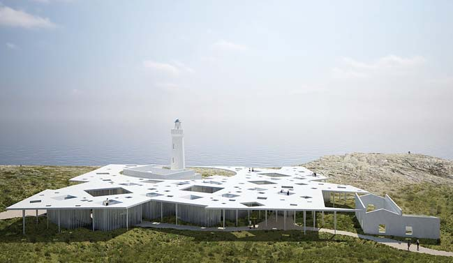 Lighthouse Sea Hotel by Tsai, Karopoulos and Kil