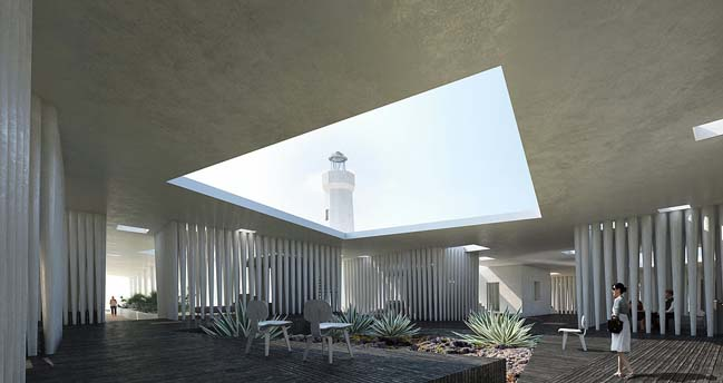 Lighthouse Sea Hotel by Jay Tsai