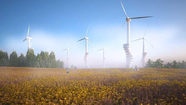 Wind Pecker by Goetz Schrader