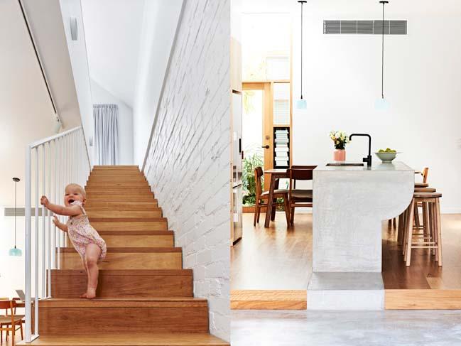 Victorian house renovation by Dan Gayfer Design
