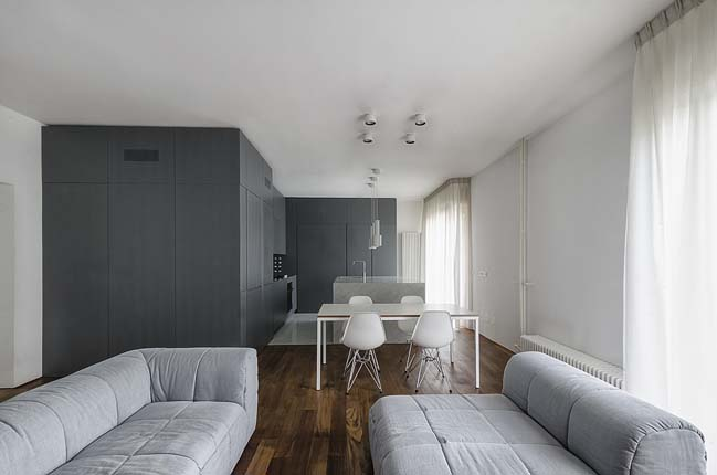 Apartment in Pisa by Sundaymorning