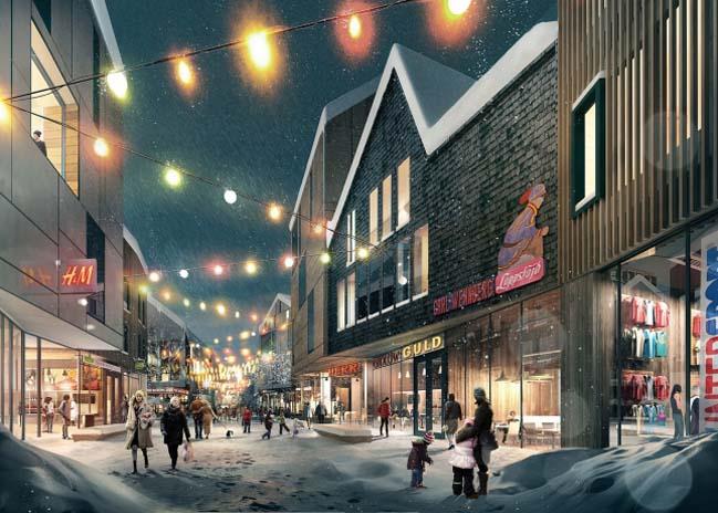 Kiruna 4-ever by White Arkitekter