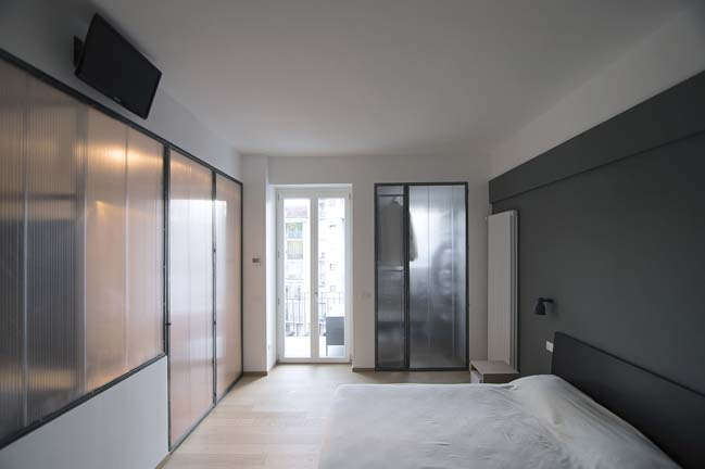 Minimalist Apartment Design apartment designr3architetti