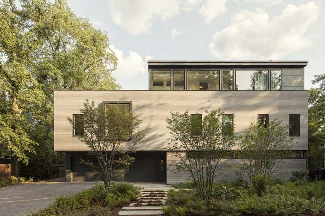 Cambridge House by AW Architects