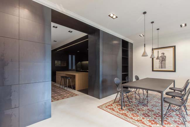 Apartment refurbishment by YLAB