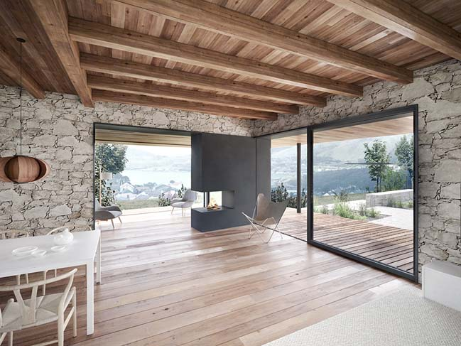 House refurbishment in Estorde by Dom Arquitectura