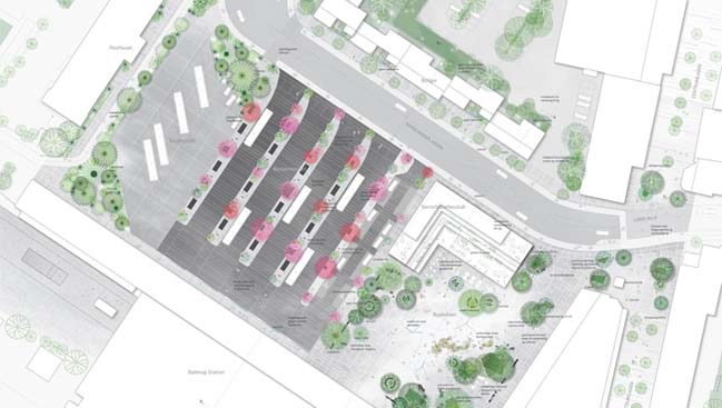 Ballerup City Center by SLA