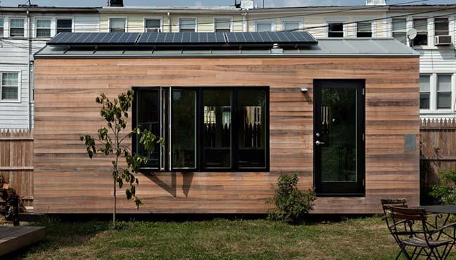 Minim House in Washington by Foundry Architects