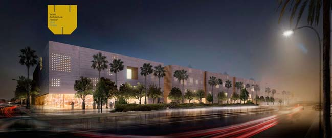 Art Oasis by Nabil Gholam Architects