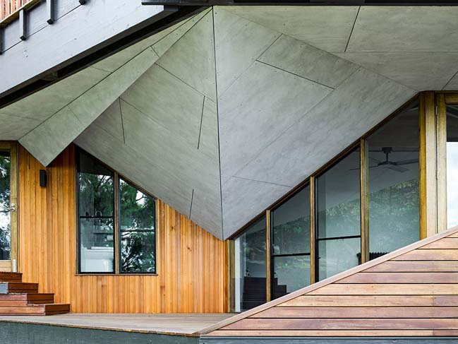 Chamfer House by Mihaly Slocombe