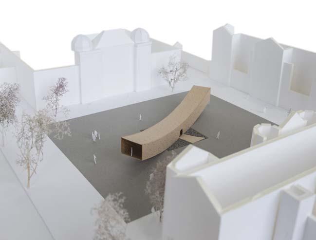 Landmark installation for London Design Festival 2016