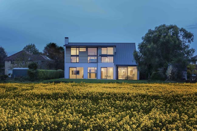 Contemporary house in The UK by OB Architecture