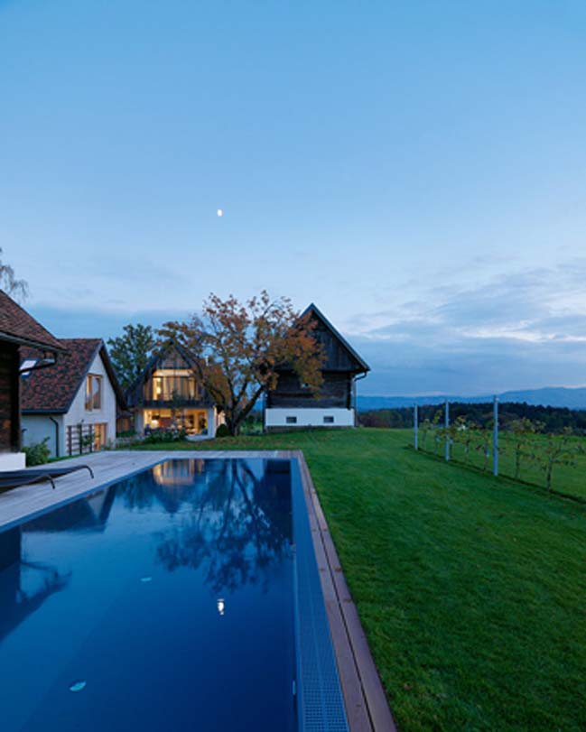 House P by Gangoly and Kristiner Architekten