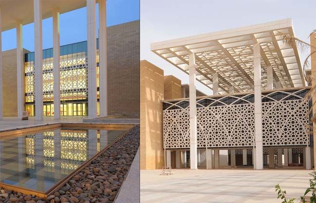 Princess Nora Bint Abdulrahman University by Perkins+Will