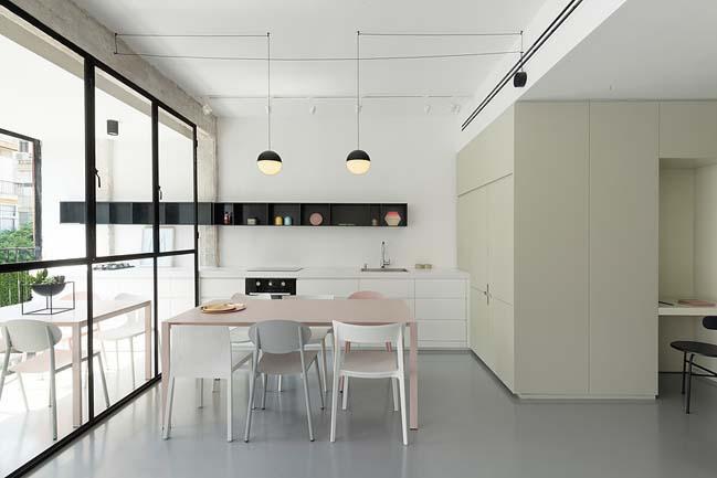 Modern Apartment Renovation By Maayan Zusman