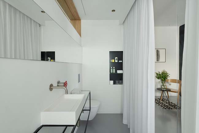 Modern apartment renovation by Maayan Zusman