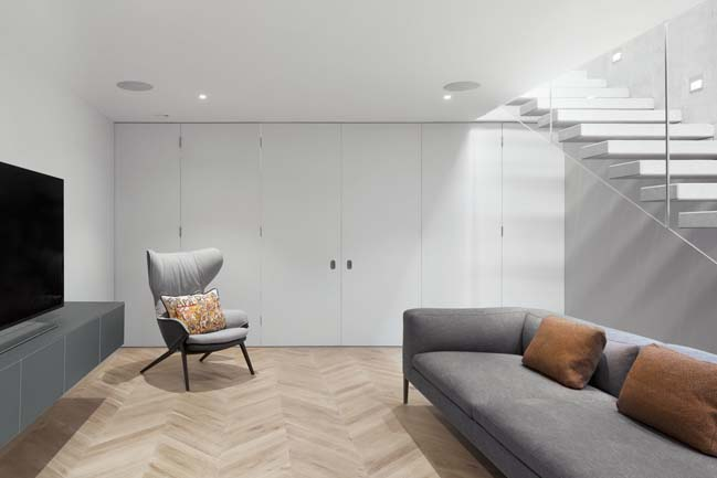 Lightwell House by Emergent Design Studios