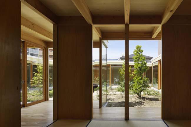 Court House by TAKESHI HOSAKA architects