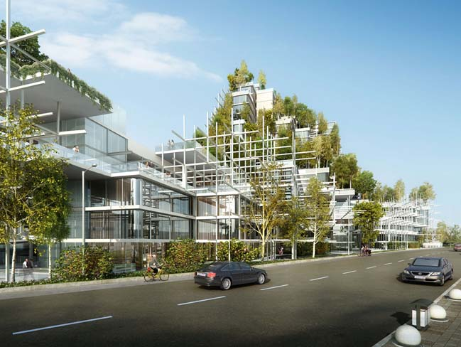 Rising Ryde by Architensions