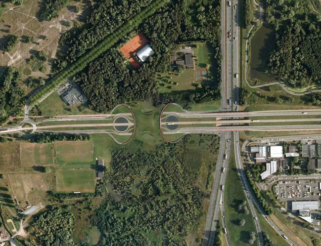 Scheldepark Transferium by NIO Architecten