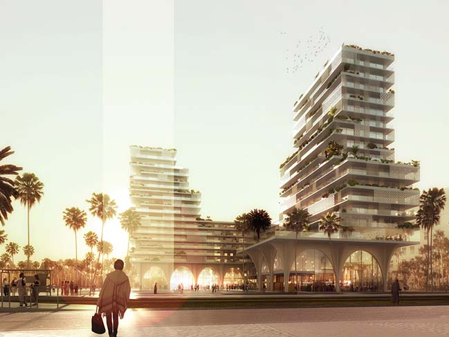 New Casablanca by Hamonic+Masson