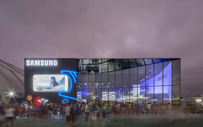 Samsung Galaxy Studio by UNStudio