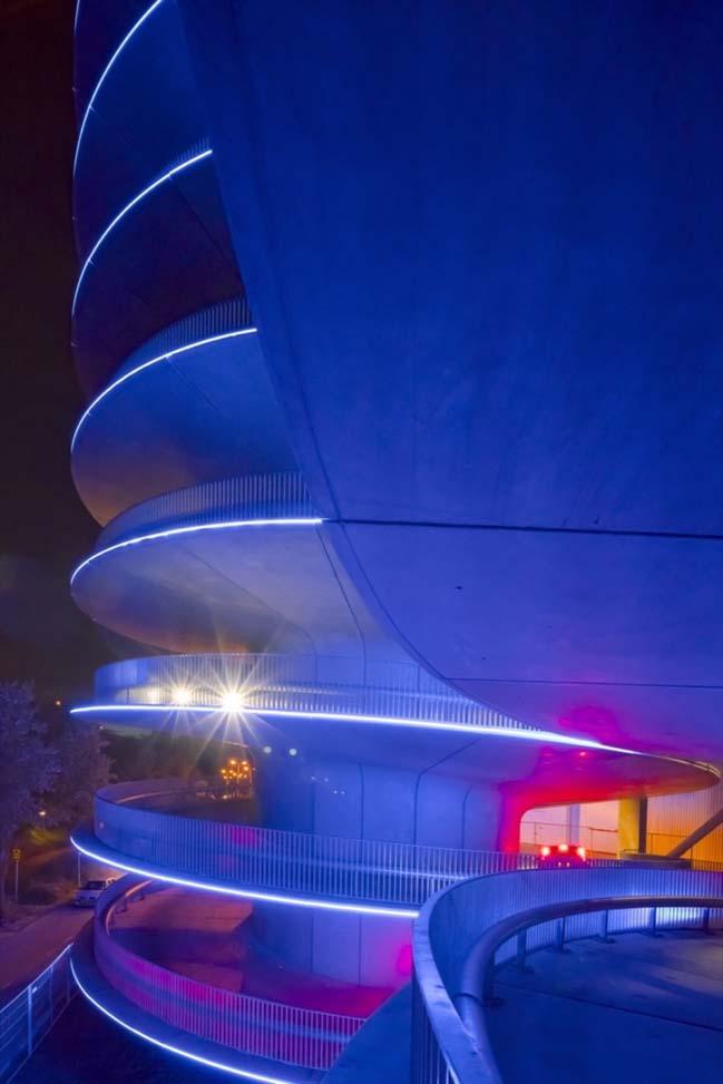 Car Park RAI in Amsterdam by Benthem Crouwel Architects