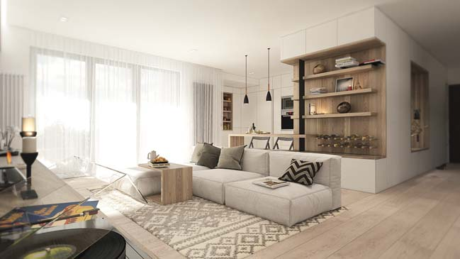 small 1 bedroom apartment design rental apartment design