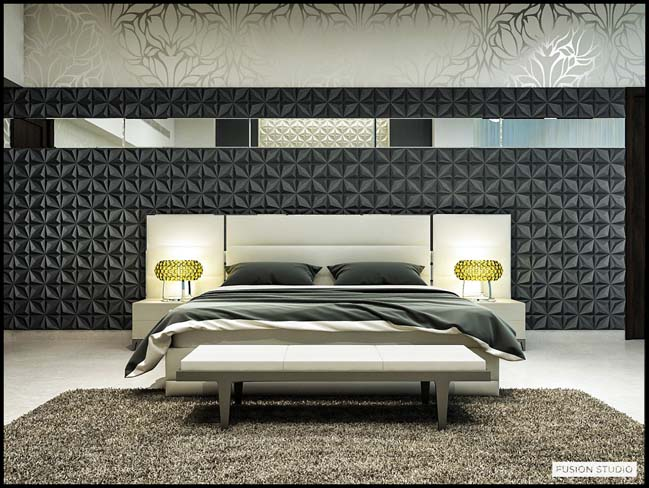 30 great modern bedroom design ideas update 08 2017 for Bed designs 2016