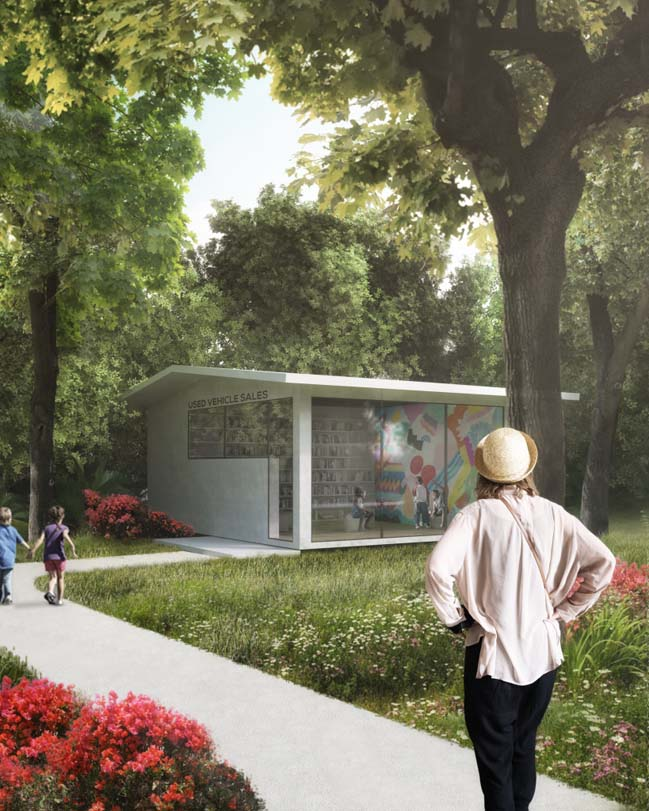 Green School by Carlo Ratti Associati
