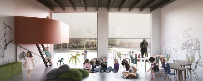 Green School by Carlo Ratti Associati