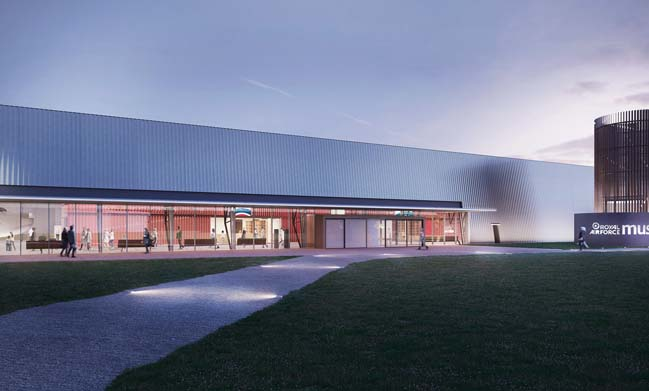 Royal Air Force Museum in London by Nex—