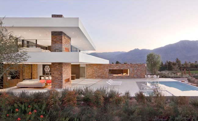 Modern house in California by XTEN Architecture